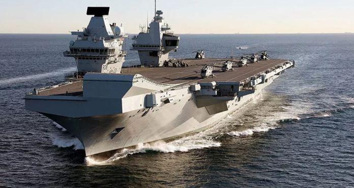 Kapal Induk Inggris