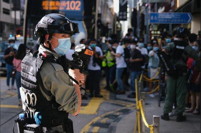 UU Keamanan Nasional Hong Kong