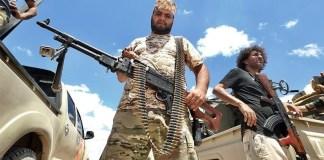 Demiliterisasi Libya