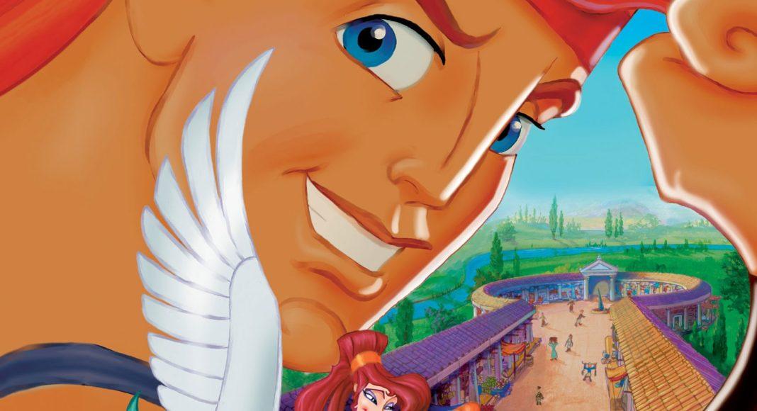 Film Hercules sumber Disney Movies