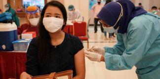 Vaksinasi Covid-19 Ditingkatkan