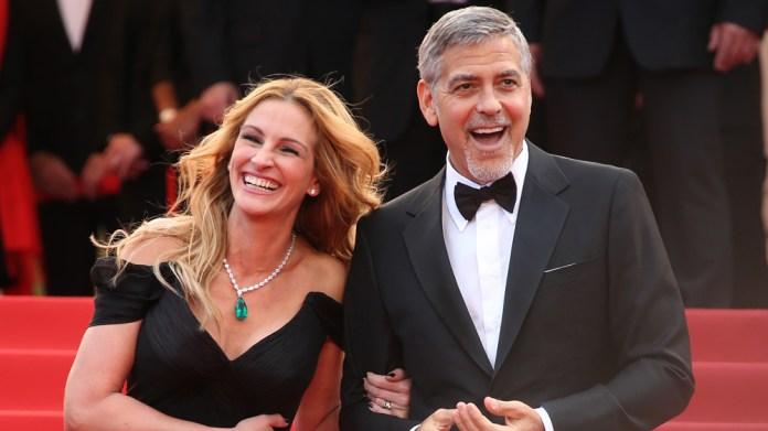 Julia Roberts dan George Clooney _ sumber Variety (1)