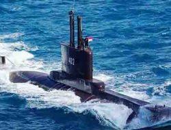 Sedang melaksanakan latihan, Kapal KRI Nanggala-402 hilang