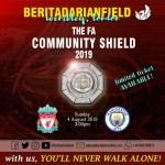Pakej FA Community Shield 2019