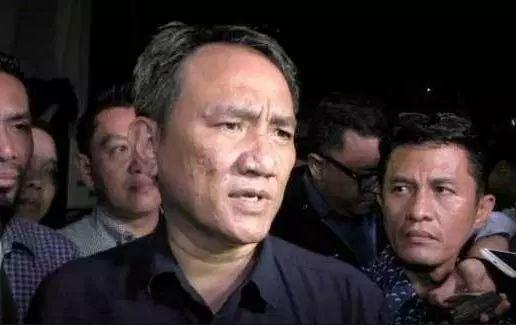 Wakil Sekretaris Jenderal Partai Demokrat Andi Arief.