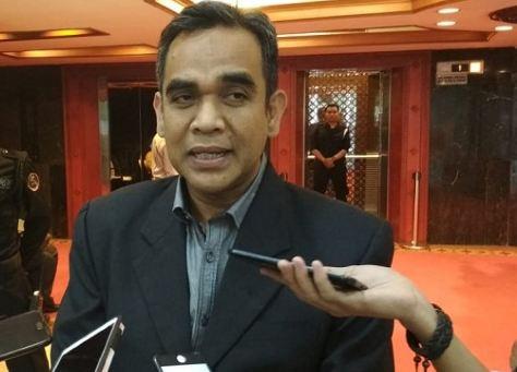 Sekjen Gerindra, Ahmad Muzani.