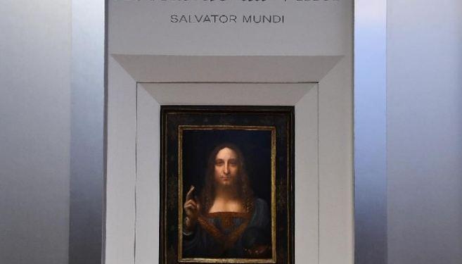 Lukisan 'Kristus' Jadi Termahal di Dunia.