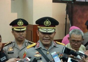 Kabareskrim Polri, Komjen Pol Arief Sulistyanto.
