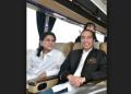 Presiden Jokowi dan Ibu Iriana.