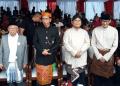 Jokowi-Ma'ruf Amin dan Prabowo-Sandi.