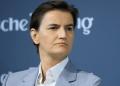 PM Serbia Ana Brnabic.