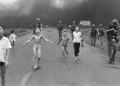 Foto Napalm Girl, ikon Perang Vietnam - Amerika Serikat tahun 1970-an. (AP/Nick Ut)