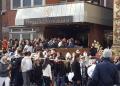 Suasana Pemilu di KBRI London, Inggris. (Foto: Dok. KBRI London)