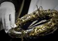 Mahkota Duri. (Foto: AFP)