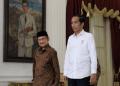 Jokowi dan BJ Habibie.
