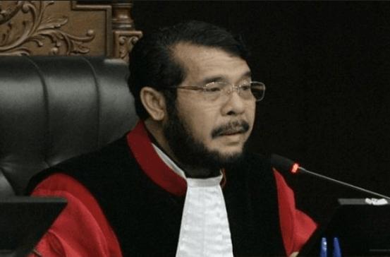 Ketua Mahkamah Konstitusi (MK) Anwar Usman.