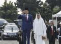 Jokowi di pemakaman Ani Yudhoyono (Foto: ANTARA)