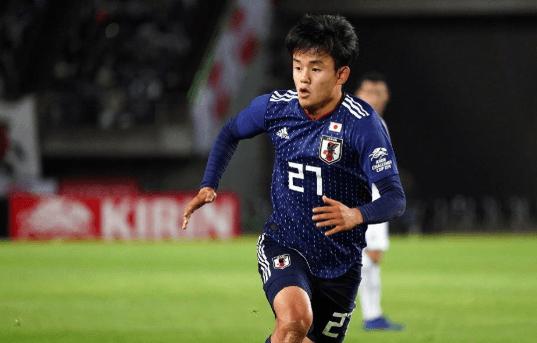 Takefusa Kubo Si 'Messi Dari Jepang' Resmi Jadi Pemain ...