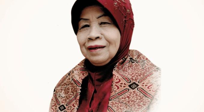 Ibunda SBY, Siti Habibah. Foto: Tim Media AHY.
