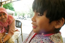 Balqis, Penyandang disabilitas anak usia sekolah dasar