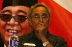 Dewan Pembina Partai Demokrasi Indonesia (PDIP) Sabam Sirait (Berita Foto Jakarta | Aljon Ali Sagara)