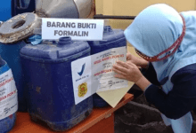 Photo of Puluhan Ribu Tahu Berformalin Kadar Tinggi Di Palembang