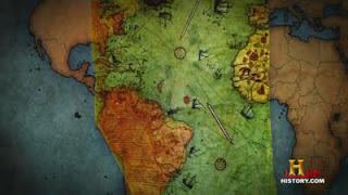 Peta Piri Reis persis peta satelit