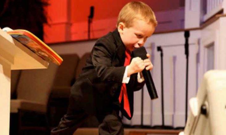 young-preacher
