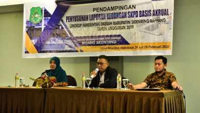Photo of BKAD Sidrap Lakukan Pendampingan Penyusunan Laporan Keuangan
