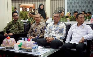 Photo of Hadiri Pelantikan HIPMI, Ketua DPRD Wajo Beri Apresiasi