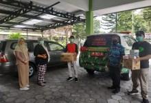 Photo of Cegah Covid-19 , KLHK Salurkan bantuan 488 Paket APD