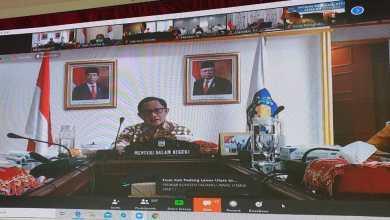 Photo of Hadapi Covid 19, Mendagri Bangun Sinergi  Pusat, Dunia Usaha dan Pemerintah Daerah