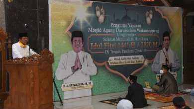 Photo of Bupati Soppeng: Maaf Jika Masyarakat Selama Ini Aktivitasnya Terganggu