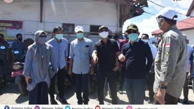Photo of Gubernur Sulbar :  TPI Mamuju Harus Peduli Covid-19