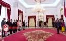 Presiden Joko Widodo Terima Delapan Duta Besar Negara Sahabat