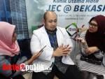 Kepala Klinik Utama Mata JEC @Bekasi, Dr. Nashrul Ihsan, SpM