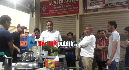Wakil Walikota Bekasi, Tri Adhianto Kunjungi Pasar Kopi Bekasi di Sinpasa Summarecon Mall Bekasi