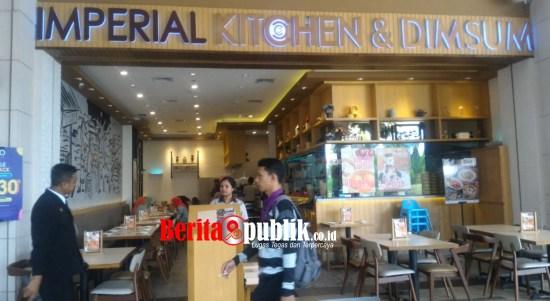 Imperial Kitchen & Dimsum di Summarecon Mall Bekasi.