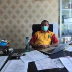 Kepala Dinas Ketahanan Pangan, Pertanian dan Perikanan Kota Bekasi, Alexander Zulkarnain
