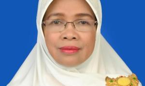 Anggota DPRD Kota Bekasi Fraksi Golkar periode 2004-2009 dan 2009-2014, Hj. Tamimah