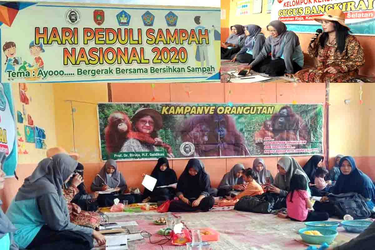 Memeriahkan Hari Sampah Nasional 2020 OFI Kembali
