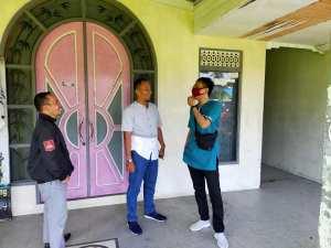 IST/BERITA SAMPIT - Pengurus DPW saat melakukan kunjungan ke Sekretariat Gelora Kapuas.