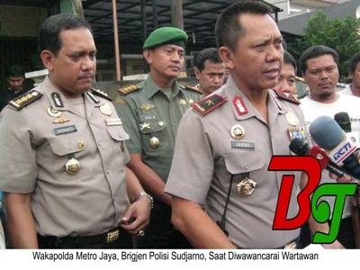 39724813Wakapolda Metro Jaya, Brigjen Polisi Sudjarno
