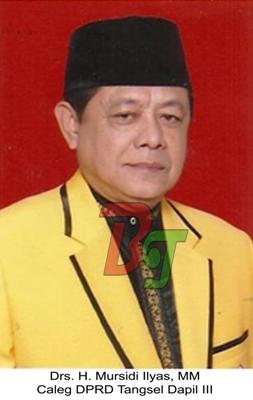 Drs. H. Mursidi Ilyas, MM