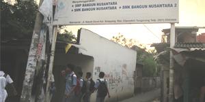 Salah Satu SMK Di Kota Tangerang Yang Gagalkan Siswa UAS Dan UN