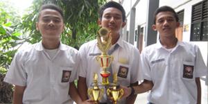 Juara O2SN dan Pemkot Tangerang Lomba Bulutangkis