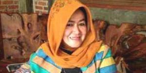 kepala Bidang Promkes dan SDM Kota Tangsel, Iin Sofiawati