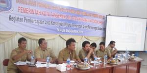 Sosialisasi Paket Pekerjaan Jembatan Dan Jalan Di Pondok Aren