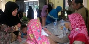 Marbot, Guru Ngaji dan Amil di Kecamatan Larangan Dapat Dana Stimulan