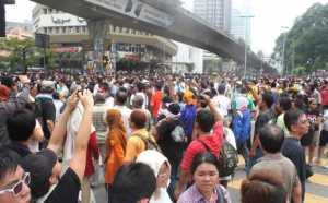 Demonstrasi-di-Kualaumpur-Malaysia